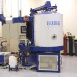 Ion Plasma nitriding process.